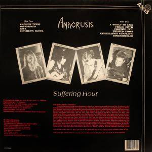 Anacrusis: Suffering Hour (LP) - Bild 2