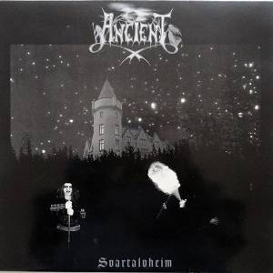 Cover - Ancient: Svartalvheim