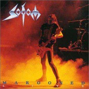 Sodom: Marooned - Cover