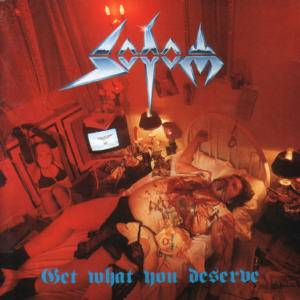 Sodom: Get What You Deserve - Cover