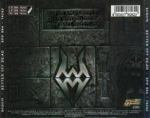 Sodom: Better Off Dead (CD) - Bild 2