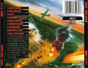 Sodom: Agent Orange (CD) - Bild 2