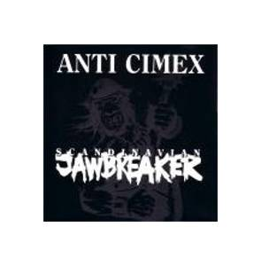 Anti Cimex: Scandinavian Jawbreaker - Cover