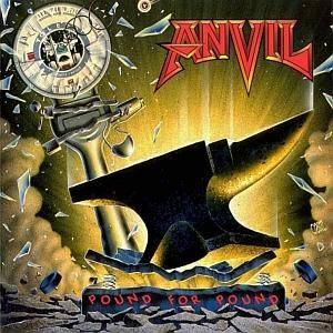 Anvil: Pound For Pound - Cover