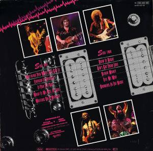 April Wine: Power Play (LP) - Bild 2