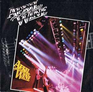 April Wine: Power Play (LP) - Bild 6