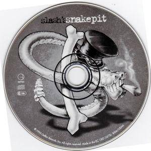 Slash's Snakepit: It's Five O'Clock Somewhere (CD) - Bild 3
