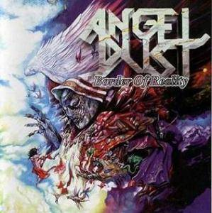 Cover - Angel Dust: Border Of Reality