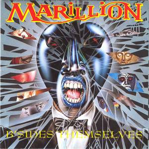 Marillion: B'Sides Themselves - Cover