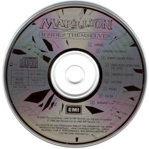 Marillion: B'sides Themselves (CD) - Bild 3