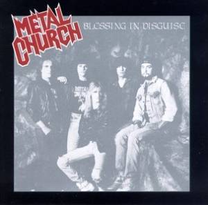Metal Church: Blessing In Disguise - Cover