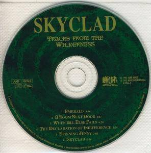 Skyclad: Tracks From The Wilderness (Mini-CD / EP) - Bild 4