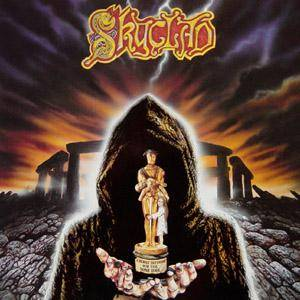Skyclad: Burnt Offering For The Bone Idol, A - Cover