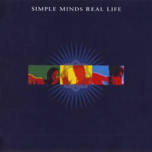 Simple Minds: Real Life - Cover