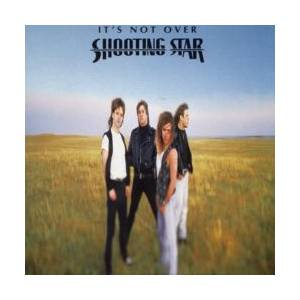 Cover - Shooting Star: It's Not Over