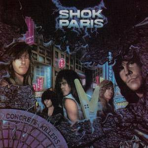 Shok Paris: Concrete Killers (CD) - Bild 1