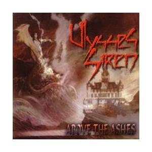 Ulysses Siren: Above The Ashes - Cover