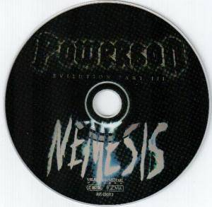 Powergod: Evilution Part III - Nemesis (CD) - Bild 3
