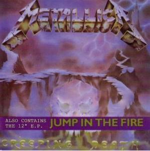 Metallica: Creeping Death / Jump In The Fire - Cover