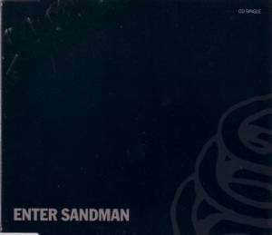 Metallica: Enter Sandman (Single-CD) - Bild 1