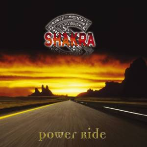 Cover - Shakra: Power Ride