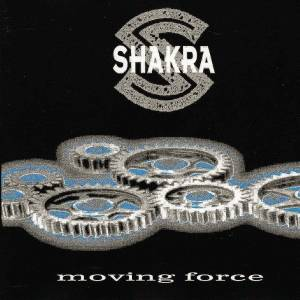 Cover - Shakra: Moving Force