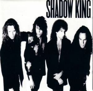 Shadow King: Shadow King - Cover