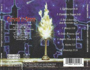 Shadow Gallery: Carved In Stone (CD) - Bild 2
