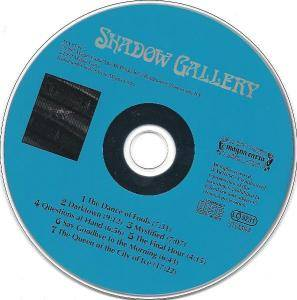Shadow Gallery: Shadow Gallery (CD) - Bild 3