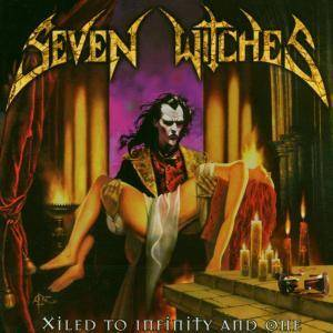 Seven Witches: Xiled To Infinity And One (CD) - Bild 1