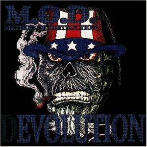 M.O.D.: Devolution (CD) - Bild 1