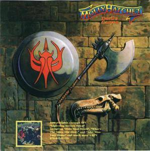 Molly Hatchet: Devil's Canyon (CD) - Bild 2