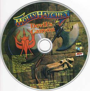 Molly Hatchet: Devil's Canyon (CD) - Bild 4