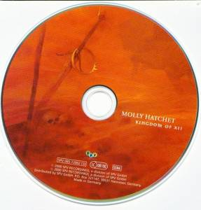 Molly Hatchet: Kingdom Of XII (CD) - Bild 3