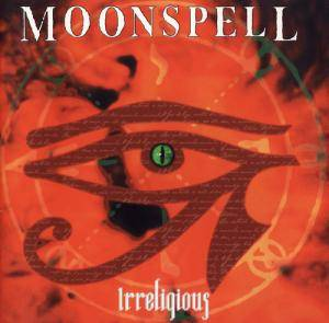 Cover - Moonspell: Irreligious