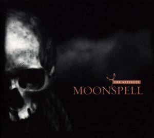 Moonspell: Antidote, The - Cover