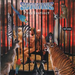 Scorpions: Pure Instinct (CD) - Bild 1
