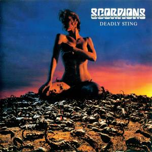 Scorpions: Deadly Sting - Cover
