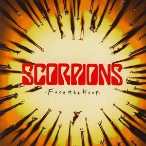 Scorpions: Face The Heat - Cover