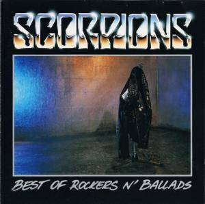 Scorpions: Best Of Rockers N' Ballads - Cover