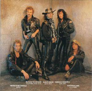 Scorpions: Best Of Rockers N' Ballads (CD) - Bild 5
