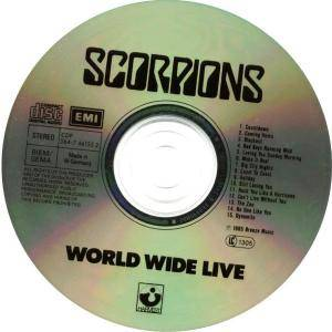 Scorpions: World Wide Live (CD) - Bild 4