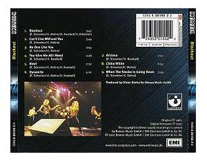 Scorpions: Blackout (CD) - Bild 2