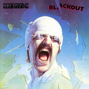 Scorpions: Blackout - Cover