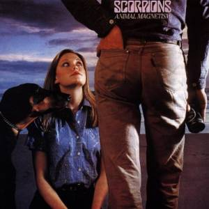 Scorpions: Animal Magnetism - Cover