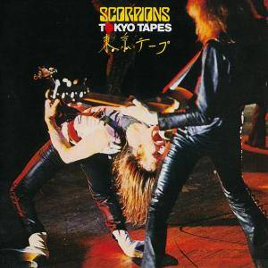 Scorpions: Tokyo Tapes - Cover