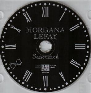 Morgana Lefay: Sanctified (CD) - Bild 3