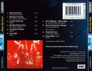 Scorpions: Taken By Force (CD) - Bild 3