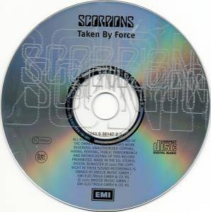 Scorpions: Taken By Force (CD) - Bild 5