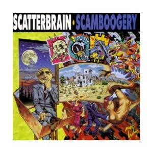 Scatterbrain: Scamboogery - Cover